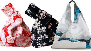 bolsos de nudo japones