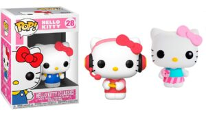 figuras funko pop de Hello Kitty