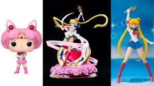 figuras de sailor moon