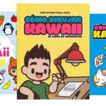 libros dibujar kawaii