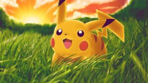 fondos de pantalla kawaii pikachu