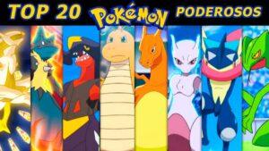 los pokemon mas poderosos