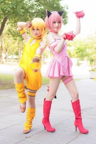 cosplay tokyo mew mew
